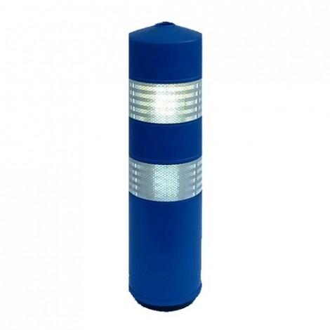 Baliza Flexible H-75. Azul